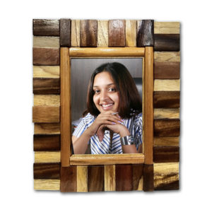 "Wooden  Handcrafted (6X8)"" Photo Frame (TLS-WF-P01)"